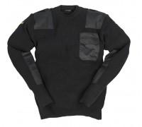 Немецкий черный свитер