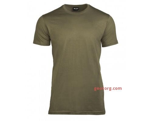 Серая футболка США 100% хлопок