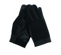 Милтек перчатки неопрен черные.