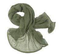 Милтек шарф-сетка 190х90см олива
