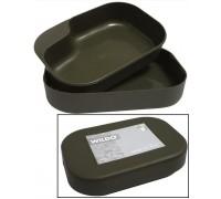 Набор посуды CAMP-A-BOX (2 предмета), Mil-tec, олива.