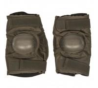 Налокотники защитные, Mil-tec, олива