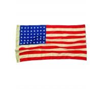 Милтек флаг США (48 звезд) 100% коттон 90x150см