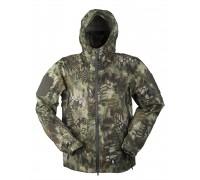Куртка HARDSHELL, Mil-tec, мандра лес.