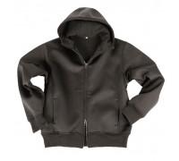 Милтек куртка неопреновая черная