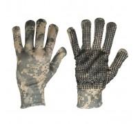 """Американские перчатки """"SPANDOFLAGE® GRIPPER"""" ат-диджитал"""