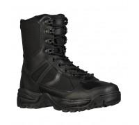 Милтек ботинки Patrol черные.