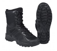 Милтек ботинки полевые 2-го пок. черные.