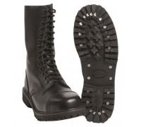 "Ботинки ""INVADER"" (14 дырок) черные"