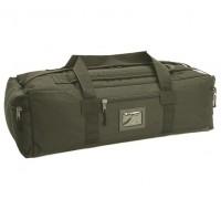 Милтек сумка-рюкзак 77х36х26см олива