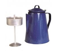Кофейник эмалированный (на 8 чашек) Mil-tec