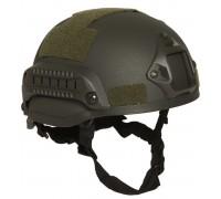 Шлем боевой MICH 2002, Mil-tec, олива.