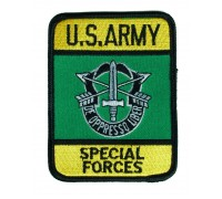 Милтек США нашивка Special Forces