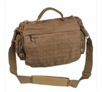 Милтек сумка Tactical Paracord Bag Large Dark Coyote