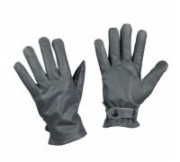 Милтек Бундес. перчатки с подкл. серые.