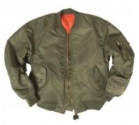 Куртка Пилот МА1, Mil-tec, олива