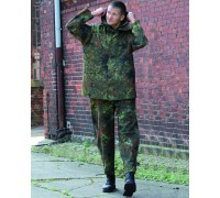 Куртка для тяжелых погодных условий БВ триламинат, Mil-tec, флектарн.