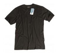 Милтек футболка Coolmax черная.