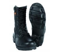 Милтек ботинки тропические кордура черные.