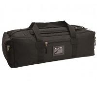 Милтек сумка-рюкзак 77х36х26см черная