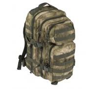Милтек США рюкзак штурмовой малый A-TACS FG