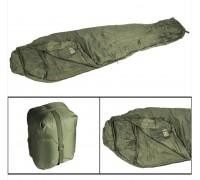 Милтек спальник Tactical 4 (-10С) олива