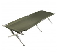 Кровать полевая США, Mil-tec, олива.