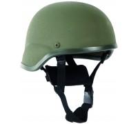 """Милтек шлем """"US M.I.C.H."""" олива (реплика)"""