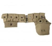 США ремень-бандольер для магазинов M1 Garand (WWII реплика)