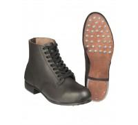 Вермахт ботинки на шнуровке (реплика)