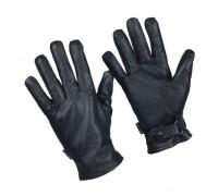 Милтек Бундес. перчатки с подкл. черные все разм.